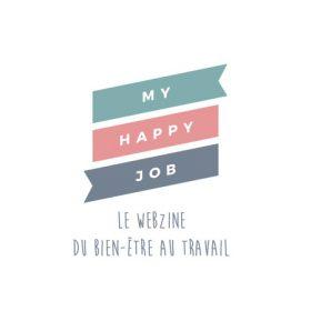 Logo my happy job